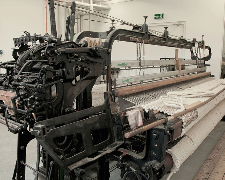 d2072767842174 Manufaktur Haslach is located in the complex of the historical factory  building and is part of the Textile Centre Haslach. A guided tour gives  insight into ...
